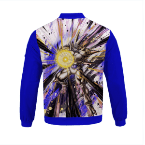 Dragon Ball Z Syn Shenron Powerful Graphic Design Bomber Jacket Back