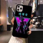 Dragon Ball Awesome Goku Black iPhone 12 (Mini, Pro & Pro Max) Cover