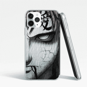 Gaara Bruised Livid Look iPhone 12 (Mini, Pro & Pro Max) Case