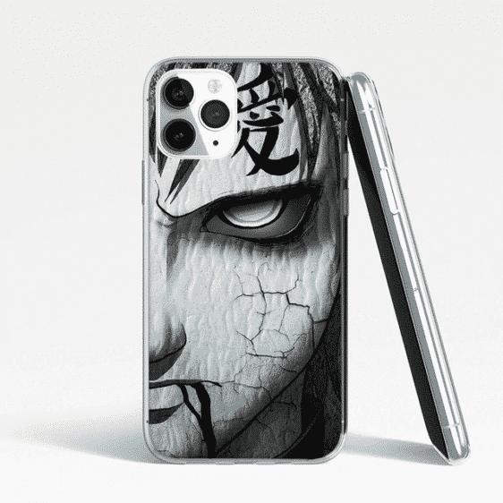 Gaara Bruised Livid Look iPhone 12 (Mini, Pro & Pro Max) Case