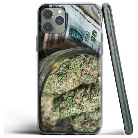 Got Money Or Got Weed iPhone 12 (Mini, Pro & Pro Max) Case