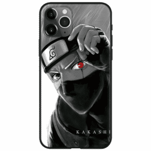 Kakashi Sharingan Eye iPhone 12 (Mini, Pro & Pro Max) Case