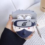 Konohagakure Kakashi Hatake Of The Sharingan 3D Airpods Case