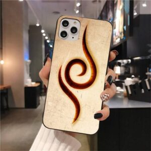 Konoha's Anbu Tattoo iPhone 12 (Mini, Pro & Pro Max) Case