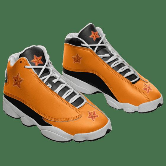 Legendary Dragon Ball Four Star Basketball Sneaker Shoes