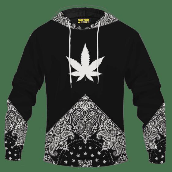 Legendary OG Kush Sativa Strain 420 Marijuana Pullover Hoodie
