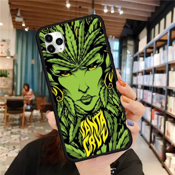 Mother Marijuana Green iPhone 12 (Mini, Pro & Pro Max) Case