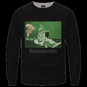 Proud Snoop Dogg Smoking Pinocchio Limited Edition Crewneck Sweatshirt