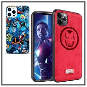 Marvel Superheroes iPhone 12 Cases