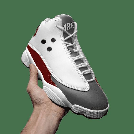 Super Dragon Ball Heroes Cumber Evil Saiyan Basketball Sneakers