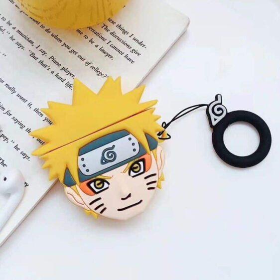 The Seventh Hokage Naruto Uzumaki Sage Mode Airpods Case