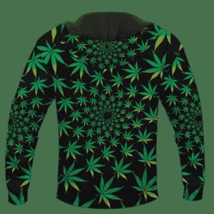 The Symbolic Power Of Marijuana Leaf Cannabis Hoodie