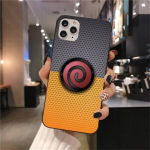 Uzumaki Clan Spiral Logo iPhone 12 (Mini, Pro & Pro Max) Case