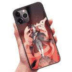 Itachi Uchiha Susanoo Red iPhone 12 (Mini, Pro & Pro Max) Case