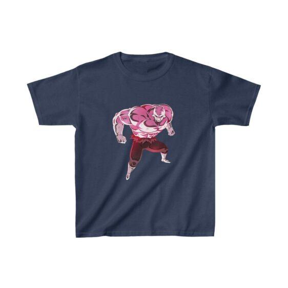 Dragon Ball Super Mad Jiren in Battle Awesome Art Kids T-shirt