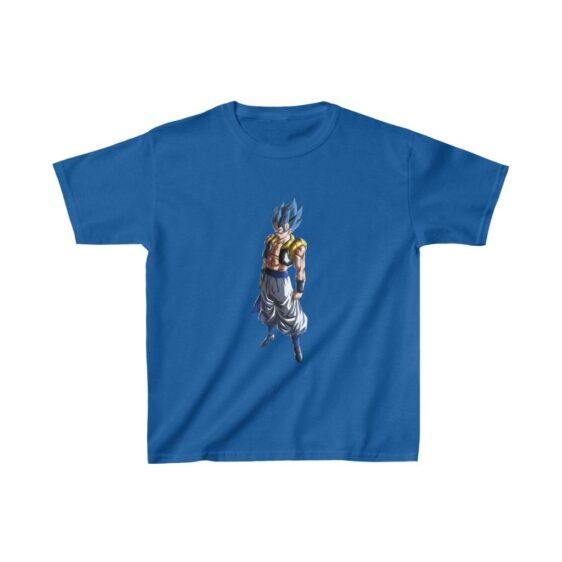 Dragon Ball Z Gogeta Super Saiyan Blue Dope Kids T-shirt