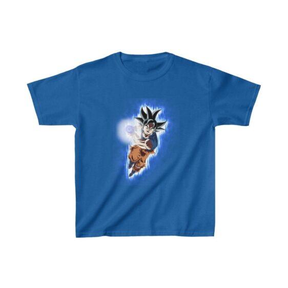 Dragon Ball Z Goku Ultra Instinct Dope Kids T-shirt
