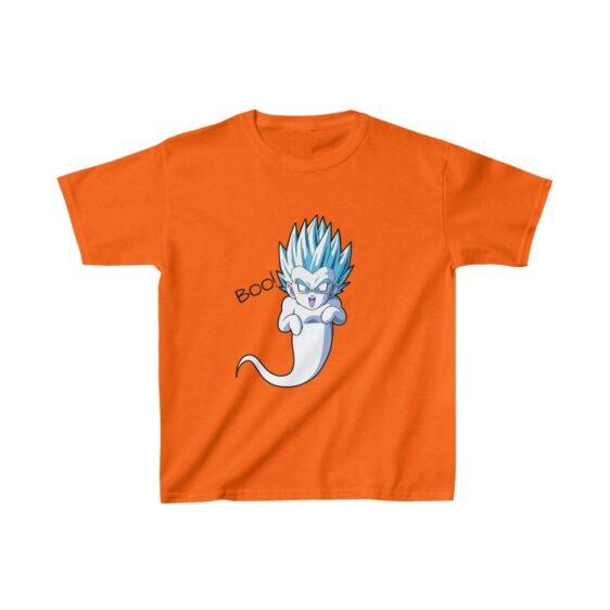 Dragon Ball Z Funny Gotenks Ghost Boo Cute Kids T-shirt
