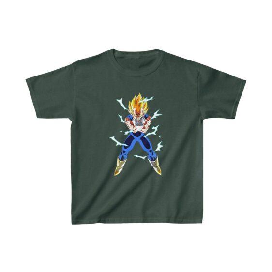 Dragon Ball Z Majin Vegeta Super Saiyan Dope Kids T-shirt