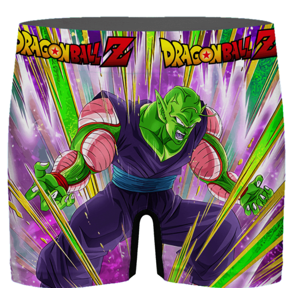 DBZ Piccolo Amazing Dokkan Art Charged Up Men's Brief