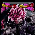 DBZ Super Saiyan Rose Goku Black With Costume Men's Boxer Brief