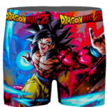 Dragon Ball GT Goku Super Saiyan 4 Dope Men's Underwear