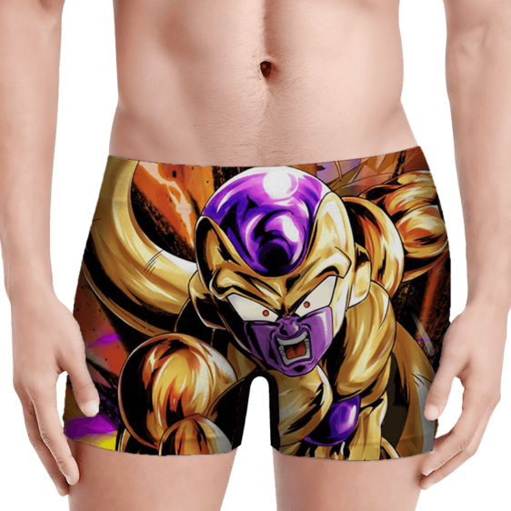 Dragon Ball Golden Frieza Surprised Dope Men's Underwear