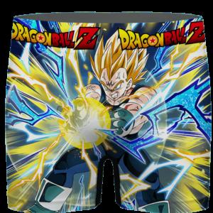 Dragon Ball Majin Vegeta Galick Gun Cool Men's Boxer Brief