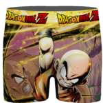 Dragon Ball Rare Sight Of Angry Krillin Cool Men's Brief