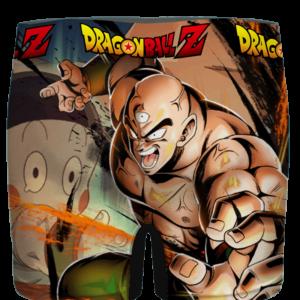 Dragon Ball Triclops Chiaotzu Awesome Card Art Men's Underwear