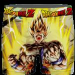 Dragon Ball Z Goku Charging SSJ2 Cool Men's Underwear
