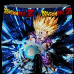 Dragon Ball Z Kid Gohan SSJ2 Cool Dope Men's Underwear