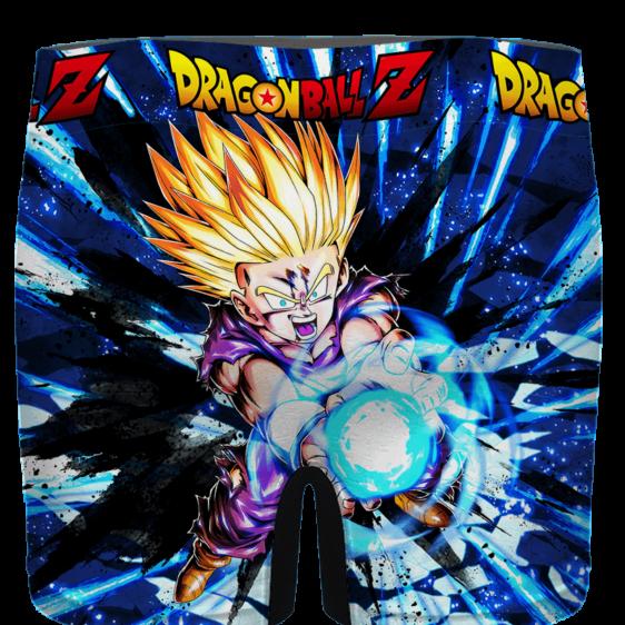 Dragon Ball Z Kid Gohan SSJ2 Cool Dope Men's Underwear - back