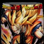 Dragon Ball Z Super Saiyan 3 Goku Dope Men's Underwear