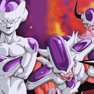 Dragon Ball Z All Frieza Forms Through The Years HD Wallpaper