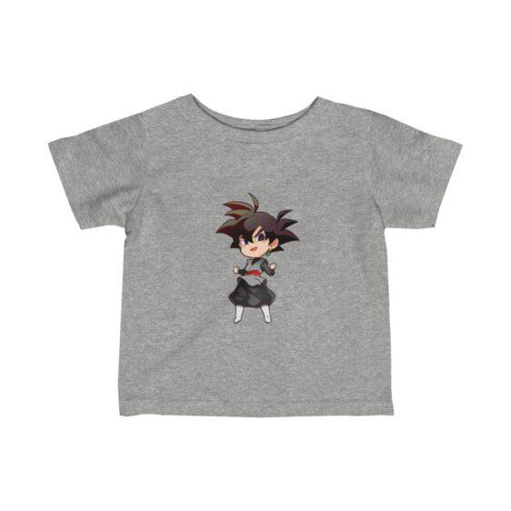 Dragon Ball Goku Black Cute Chibi Awesome Dope Infant T-shirt