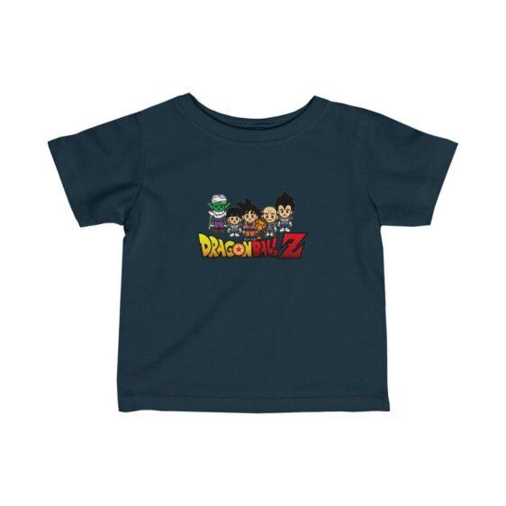 DBZ Cute Piccolo Gohan Goku Vegeta Krilin Awesome Infant T-shirt