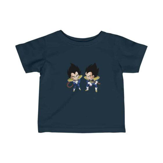 Dragon Ball Super Kid Vegeta Adorable Charming Infant T-shirt