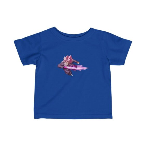DBZ Goku Black Saiyan Rose Wonderful Baby T-shirt
