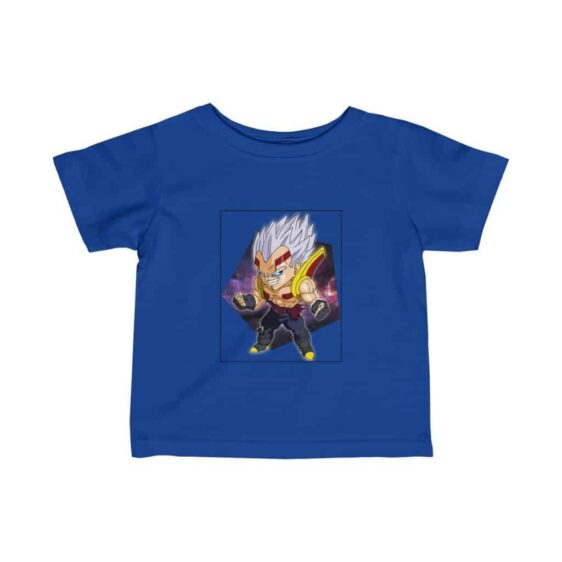 Dragon Ball Z Cute Chibi Baby Vegeta Cool Fascinating Baby T-shirt