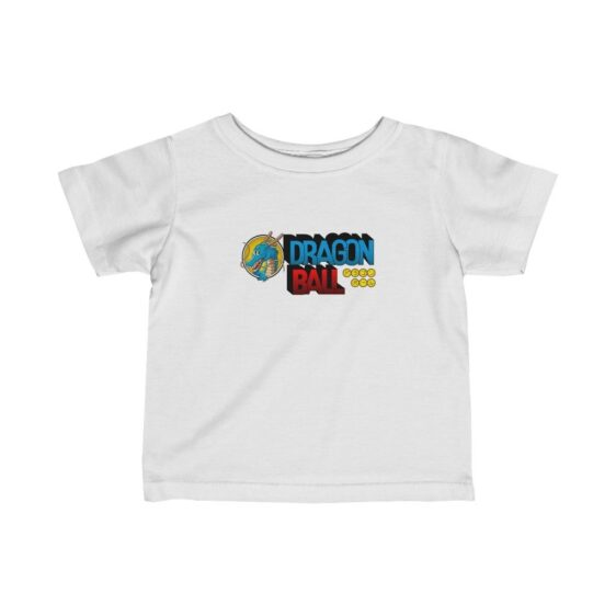 Dragon Ball Z Old Logo Vintage Infant T-shirt