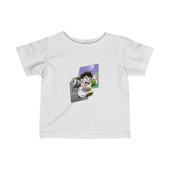 Dragon Ball Z Cute Kid Gohan Out Of Comics Infant T-shirt