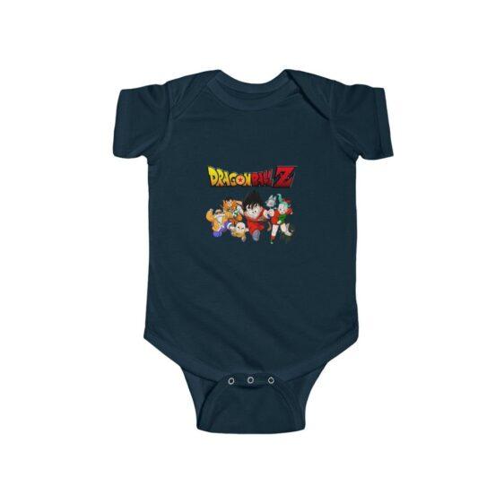 Dragon Ball Classic Team Kid Goku New Born Baby Onesie