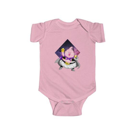 Dragon Ball Z Cute Majin Buu Galaxy Baby Suit 24M Onesie