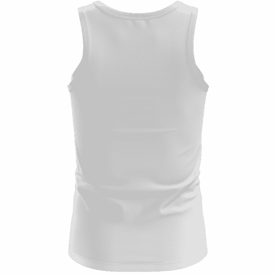 Alien Loves The Joint Take Me To Your Dealer Trippy White Tank Top - Back
