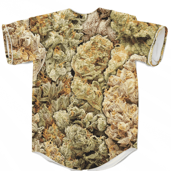 Assorted Collection Of Wonderful Weed Dope Baseball Jersey