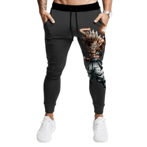 DBZ Legends Art Super Saiyan 2 Gotenks Fantastic Dark Joggers