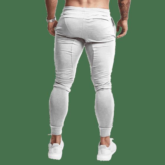 DBZ Master Roshi Dope Legends Art White Awesome Track Pants