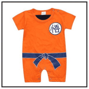 Dragon Ball Z Baby Bodysuits & Onesies