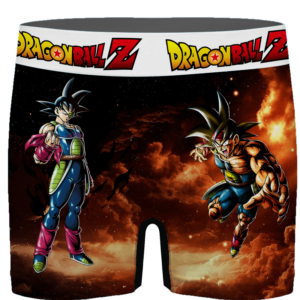 DBZ Bardock Father Of Raditz Goku Stupendous Men's Brief